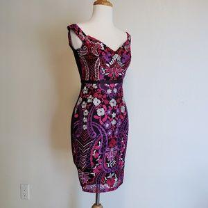 Lipsy warm colored dress